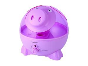 SPT SU-3751 Ultrasonic Humidifier, Pink Pig