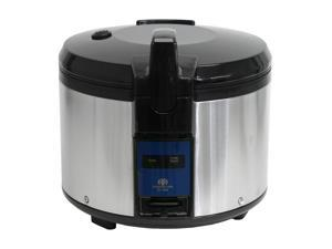 Sunpentown SC-1626 Stainless Steel 26 cups Rice Cooker