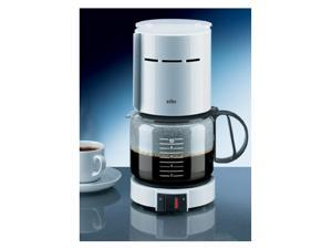 Braun KF-400B Black Aromaster KF 37 Coffee Maker