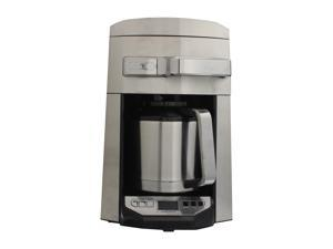 DeLonghi DCF6212TTC 12-Cup Stainless Steel Drip Coffee Maker