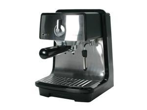 Krups XP4030 Pump Espresso Machine Black with Stainless Steel