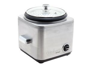 Cuisinart CRC-800 Stainless Steel 8 cups Rice Cooker