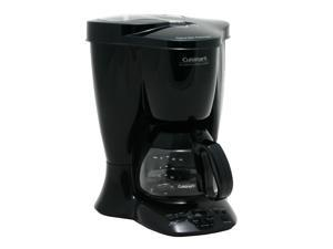 Cuisinart DGB-300BK Black Grind and Brew 10-Cup Automatic Coffeemaker