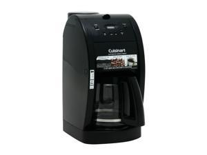 Cuisinart DGB-500BK Black Grind & Brew 12-Cup Automatic Coffeemaker