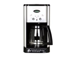 Cuisinart DCC-1200 Chrome Brew Central 12-Cup Programmable Coffeemaker