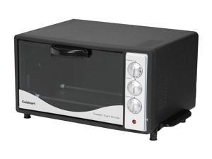 Cuisinart TOB-30BW Black Toaster Oven Broiler
