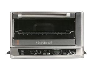 Cuisinart TOB-155 Black Toaster Oven Black Stainless