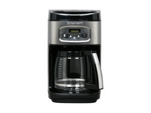 Cuisinart CBC-4400FR Black/Steel Brew Central 14-cup Automatic Coffeemaker
