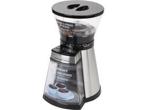 Cuisinart CBM-18N Silver Programmable Conical Burr Mill