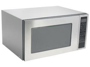 Sharp 1200 Watts 2.0cu.ft. Full Size Microwave Oven R-530ES Stainless Steel