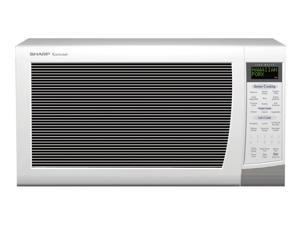 Sharp 1200 Watts Microwave Oven R530EWT Sensor Cook White