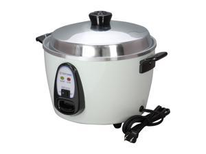TATUNG TAC-6G(F) White 6-Cup Rice Cooker