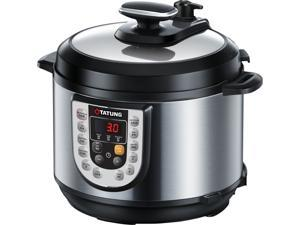TATUNG TPC-6MDB 6-Quart Electric Pressure Cooker
