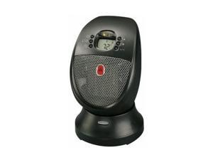Honeywell HZ-341BL SureSet Digital Ceramic Heater with Remote Control