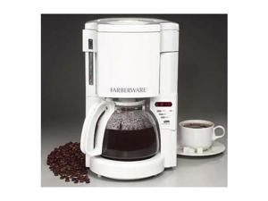 Farberware Coffee Maker Cleaning : FARBERWARE FSCM100 10 Cup Programmable Coffee Maker