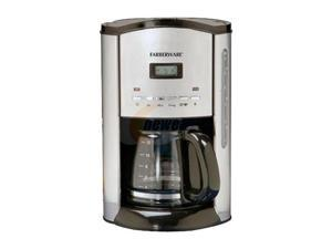 FARBERWARE FCM12SS 12 Cup Programmable Coffee Maker