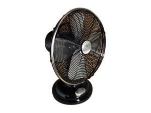 "Hunter 90022 12"" All-metal Table Fan"