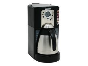 MR. COFFEE FTTX85 Black 10-Cup Thermal Programmable Coffee maker