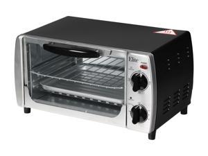 Maxi-Matic EKA-9210SS Stainless Steel 4-Slice Toaster Oven Broiler