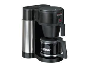 Bunn NHB 10 Cup Home Velocity Brewer Black