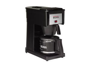 BUNN GRB Velocity Brew 10-Cup Home Coffee Brewer, Black