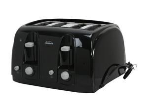 Sunbeam Product Inc. 3911 Black 4-Slice Wide Slot Toaster