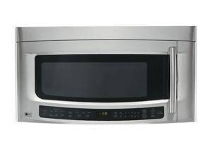 LG 2.0 cu.ft. Over the Range Microwave Oven LMVM2075ST
