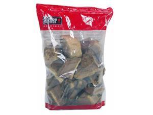 weber 17106 FireSpice Mesquite Wood Chunks (5-pound bag)