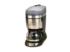 Melitta Coffee Maker Home Hardware : Melitta MERB10B 10-Cup Momentum High Speed Coffee maker