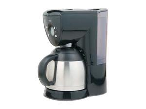 Melitta Coffee Maker Home Hardware : Melitta ME10DTB Black 10-Cup Program Coffee Maker