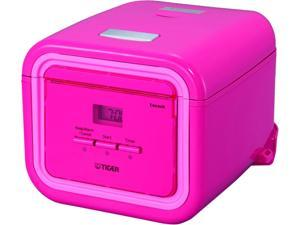 TIGER JAJ-A55U-PP Pink Microcomputer Controlled Rice Cooker / Warmer