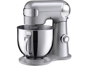 Cuisinart SM-50BC Quart Stand Mixer, Brushed Chrome Brushed Chrome