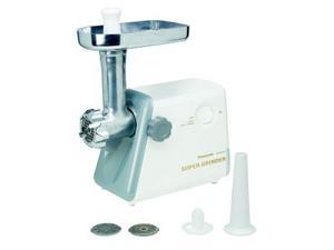 Panasonic MK-G20NR-W White Super Meat Grinder