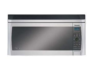 Panasonic Over-the-Range, 2.0 Cu. Ft. Inverter Microwave Oven NN-H275SF
