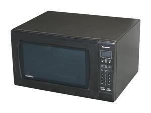 Panasonic NN-H965BF 2.2 cu. ft. Countertop Microwave Oven with Inverter Technology