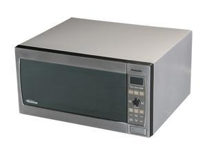 Panasonic Full-Size 1.6 cu. ft. Microwave Oven NN-SD767S