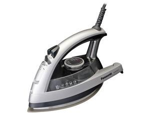 Panasonic NI-W750TS New Concept 360° Quick Steam/Dry Iron Silver