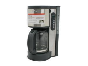 Delfino DLFC-381 Stainless steel Programmable Coffee Maker