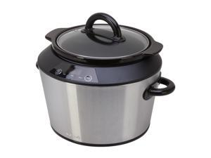 Toastess MSC-570 Stainless Steel Digital Slow Cooker