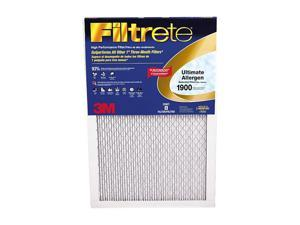 "Filtrete UA11DC-6 Ultimate Allergen Reduction Filter 14"" X 14"" X 1"" (Pack of 6 Filter)"