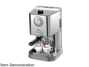 Gaggia 12300 Baby Class Manual Espresso Machine Brushed Stainless Steel