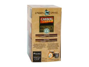 Keurig KEURIG-00992 Caribou Blend Coffee K-Cup by Caribou Coffee (Box of 18)