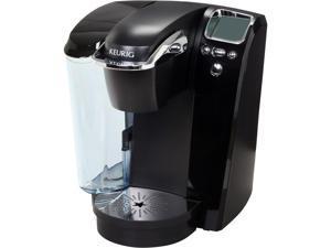 Keurig K75 Platinum Brewing System - 12ct Variety Pack w/ Water Filter Kit 20032 Black