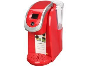 Keurig K250 2.0 Coffee Brewing System, Strawberry red
