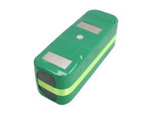 METAPO BB-QQ2NiMH 14.4V, 2500mAh Replacement Battery for Infinuvo CleanMate QQ-2 & QQ-2L