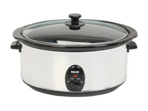 Better Chef IM-457 Stainless Steel 6.5L Slow Cooker