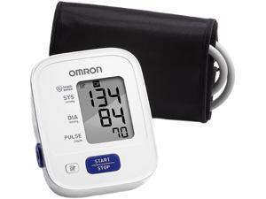 Omron BP710N 3 Series Upper Arm Blood Pressure Monitor with Cuff that fits Standard and Large Arms