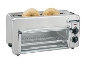 Hamilton Beach 22710 Chrome Toastation Toaster & Oven