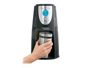 Hamilton Beach 47454 Black BrewStation Deluxe Coffeemaker