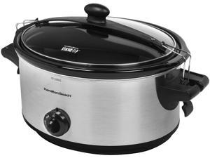 Hamilton Beach 33262 Stay or Go 6 Quart Slow Cooker